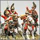 1-й Гвардейский полк королевских драгун. Британия, 1815г.