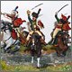 Атака гвардейских конных егерей