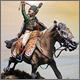 Атаман Платов и офицер конных егерей императорской гвардии