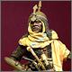 Нубийский дворцовый стражник
