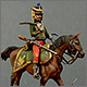 Рядовой 7-го гусарского полка