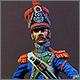 Барабанщик карабинеров 8-го легкого полка, Франция