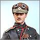 Водитель бронемашины, РИА, 1917