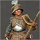 Швейцарский алебардщик, XV век