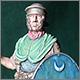 Римский вспомогательный пехотинец, 1 век н.э.