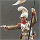 Третий орлоносец 46-го полка линейной пехоты. Франция, 1811-15 гг