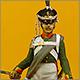 Унтер-офицер  3 гр.роты Селенгинского пех. полка.
