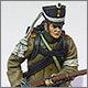 Рядовой 19-го Егерского полка.
