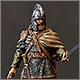 Ирландский военачальник, 1014 г.