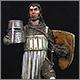 Тевтонский рыцарь, 1240 г.