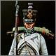 Сержант 15-го полка, Франция. Испанская кампания, 1808