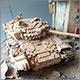 Рабочие лошадки. Т-72AV