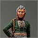 Обер-офицер Л-Гв Семеновского полка, 1805