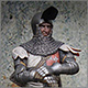 Тевтонский рыцарь, XIV век