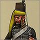 Конный егерь (шассер) 5-го полка, Франция, 1800