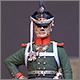 Обер-офицер, Селенгинский пехотный полк. 1812 г.