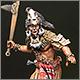 Воин майя
