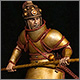 Микенский воин, XIV в. до н.э.