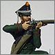 Егерь 21-го егерского полка