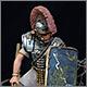 Римский легионер. 9 год н.э. Битва в Тевтобургском Лесу
