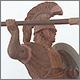 Римско-этрусский воин, 600 год до н.э.