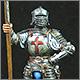 Алебардщик армии короля Генриха VIII