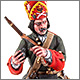 Гренадеры пехотных полков Петра I