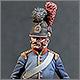 Рядовой 6-го кавалерийского полка, Португалия, 1806 г.