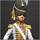 Офицер гвардейских гренадеров, Вестфалия