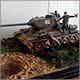 Т-34/85 с десантом