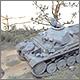 Брошенный танк