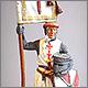 Крестоносец ордена меча.