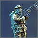 Снайпер Бундесвера в Афганистане