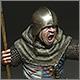 Средневековый пехотинец