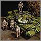 Т-55АМ морской пехоты