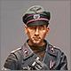 Офицер танковой дивизии «Великая Германия»