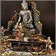 У ног Будды