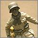 Немецкий солдат в Сталинграде,