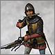 Европейский арбалетчик XV века