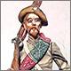 Капрал 4-го Техасского полка, Геттисберг, 1863 г.