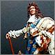 Луи XIV. Король-Солнце. Фигура 54мм.