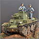 PzKpfw 38(t) Ausf.E на службе РККА