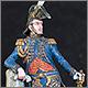 Офицер батальона моряков Императорской Гвардии, Франция, 1807-11