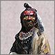 Воин племени черноногих