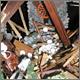 Разрушенный домик садовника
