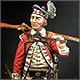 Гренадер 71го пехотного полка, 1780