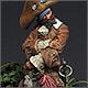 Пиратский барон Мадагаскара капитан Тиг