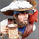 Пьяный пират