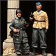 Немецкие парашютисты. Крит, 1941 г.