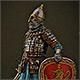 Русский знатный воин, конец XIII - XIV вв.
